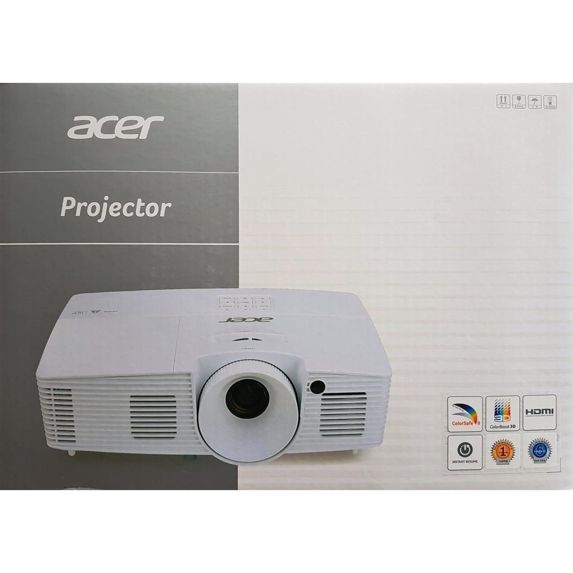 Acer H6519ABD DLP Beamer Projektor, 449,90 €