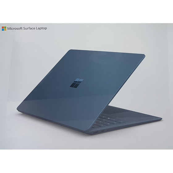 Microsoft Surface Laptop 2, 34,29 cm (13,5 Zoll) Laptop Intel Core i5, 8GB RAM, 256GB SSD, Win 10 Home, QWERTZ DE-Layout, Kobalt Blau