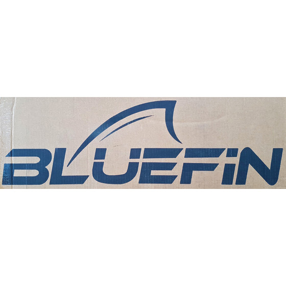 Bluefin Sprint Aufblasbares Stand Up Paddle Board 14 (427cm), blau