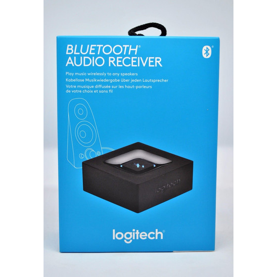 LOGITECH Bluetooth Audio Adapter, schwarz