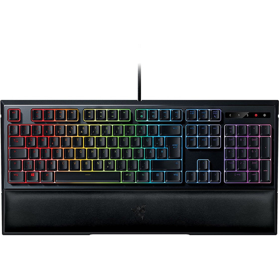 Razer Ornata Chroma Gaming Tastatur QWERTZ-Layout DE