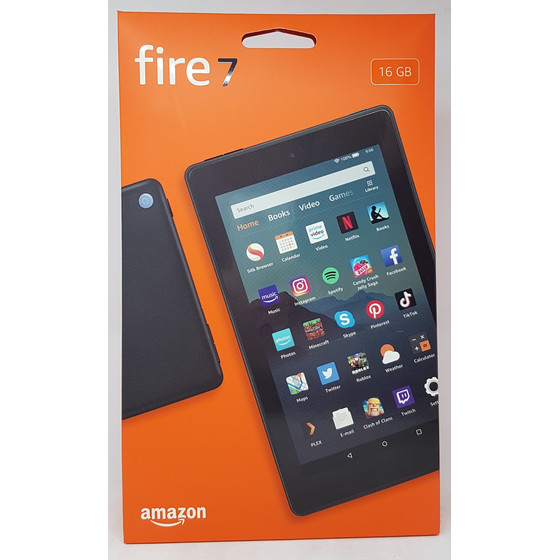 Amazon Fire 7 Tablet, 17,7 cm (7 Zoll), 16 GB, mit Spezialangeboten