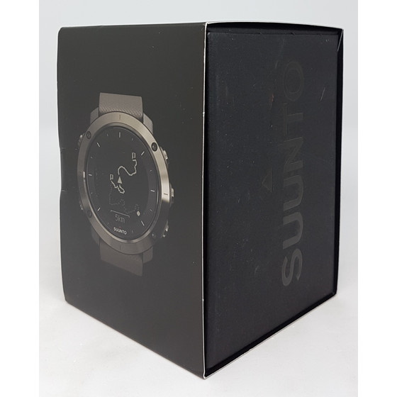 Suunto Traverse Graphite GPS Outdoor Uhr